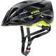 UVEX Active CC Kask rowerowy czarny